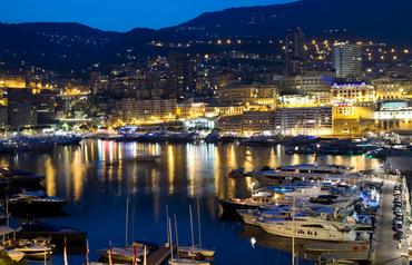 Port Entry Monaco